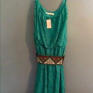 Plus Size Crochet Maxi Dress